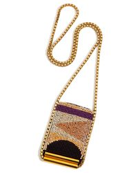 Lizzie Fortunato | Brown Brass Medicine Woman Necklace | Lyst