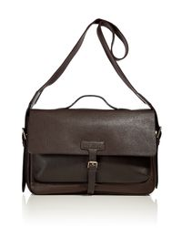 Marc By Marc Jacobs | Folksy Saddle Large Brown Bag for Men | Lyst