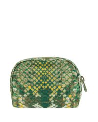 Marc By Marc Jacobs | Green Pretty Mini Nylon Cosmetics Bag | Lyst