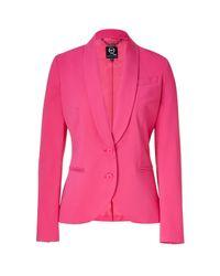 McQ | Pink Two-button Blazer | Lyst