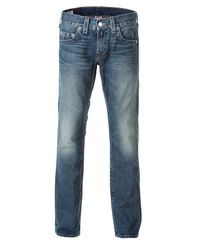 True Religion | Blue Storm Rider Classic Jeans Bobby for Men | Lyst