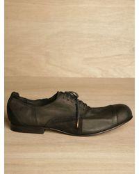 Comme des Garçons - Black Comme Des Garcons Homme Plus Mens Patchwork Lace-up Shoes for Men - Lyst