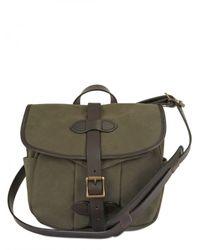 Filson | Green Small Field Shoulder Bag for Men | Lyst