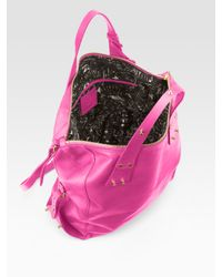 McQ - Pink Stepney Tote Bag - Lyst