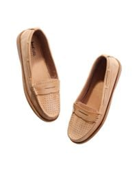 Bed Stu | Natural Bed|stü™ Aunt Ruth Loafers | Lyst