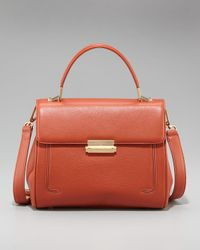 Rachel Zoe | Red Jane Mini Satchel | Lyst