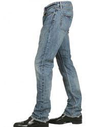Burberry Brit - Blue Denim Slim Fit Jeans for Men - Lyst