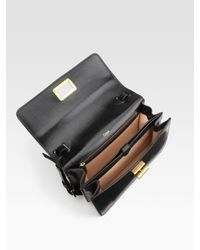 Chloé - Black Louise Large Shoulder Bag - Lyst