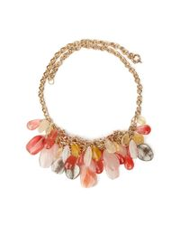 Lee Angel | Pink Exclusive Rock Candy Necklace | Lyst