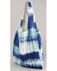 Twelfth Street Cynthia Vincent - Blue Shopper Tote - Lyst