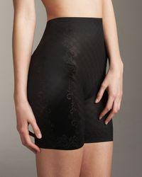 Wacoal - Black Elegant Leg Shaping Briefs - Lyst