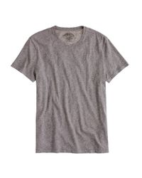 J.Crew | Gray Wallace & Barnes Skivvy Tee for Men | Lyst