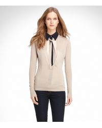 Tory Burch | Purple Murphy Sweater | Lyst