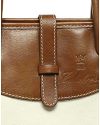 Calabrese Bags - Brown Calabrese Rotolo Tote Bag for Men - Lyst