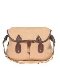 French Connection | Brown Lake Satchel | Lyst