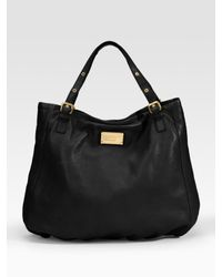 Marc By Marc Jacobs | Black Classic Q Shop Girl Tote | Lyst