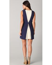 Rag & Bone - Blue Cholo Dress - Lyst