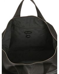 Mulberry - Black Albert Holdall Heavy Pebbled Bag for Men - Lyst