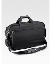 Tumi - Black Alpha Bravo Soft Carry-on for Men - Lyst