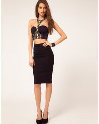 ASOS Collection - Multicolor Asos Corset with Rocco Harnice - Lyst