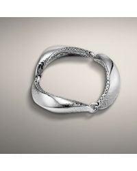 John Hardy | Metallic Bridle Bracelet | Lyst
