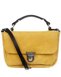 Ally Capellino | Yellow Lorraine Conservative Satchel | Lyst