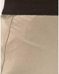 ASOS Collection - Natural Asos Maxi Skirt in Bias Cut - Lyst