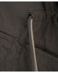 Folk - Gray Grey Rousous Cotton Jacket for Men - Lyst