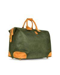 Bric's - Green Life - Holdall Travel Bag for Men - Lyst
