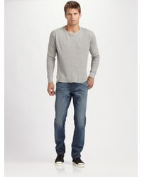 J Brand | Blue Slouchy, Taper-leg Jeans for Men | Lyst
