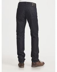 J Brand - Blue Johnny Decade Jeans for Men - Lyst