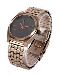 Nixon | Metallic Time Teller Watch for Men | Lyst