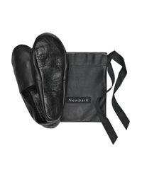 Newbark - Black Jacks Leather Shoes - Lyst