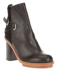 Acne Studios | Black Cypress Boot | Lyst