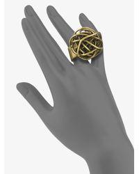 Kelly Wearstler | Gold Knot Ring | Lyst