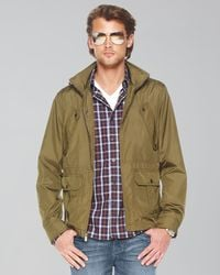 Michael Kors | Green Double-layer Jacket for Men | Lyst