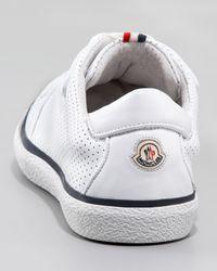 Moncler - White Orleans Sneaker for Men - Lyst