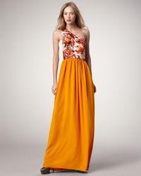 Sachin & Babi - Orange Leighton Dress - Lyst