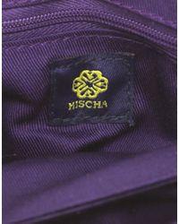 Mischa Barton | Natural Sunset Clutch Bag | Lyst