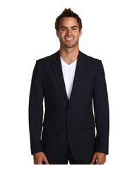 Theory | Xylo Navy Blue Sport Coat for Men | Lyst