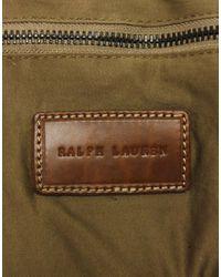 Ralph Lauren | Red Polo Explorer Backpack for Men | Lyst