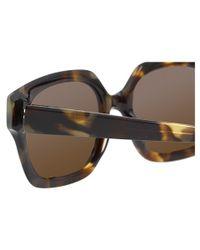 Elizabeth and James - Brown Zelzah Sunglasses - Lyst