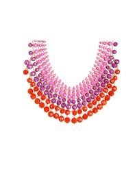 kate spade new york | Purple On The Avenue Bib Necklace | Lyst