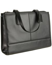 Kenneth Cole Reaction | Black Luggage And I Tote | Lyst