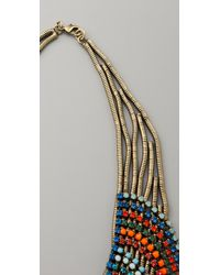 DANNIJO - Multicolor Galapagos Necklace - Lyst