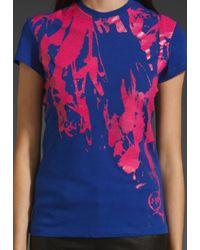 McQ Alexander McQueen | Blue Mcq By Alexander Mcqueen Boy T Shirt | Lyst