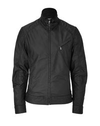 Belstaff | H Racer Cardigan Jacket Black for Men | Lyst