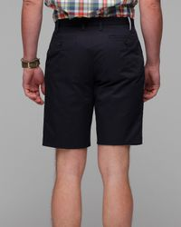 Fred Perry   Blue City Short for Men   Lyst
