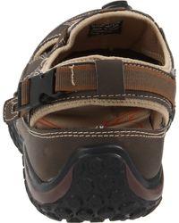 Dockers | Green Mens Panorama Sandal for Men | Lyst