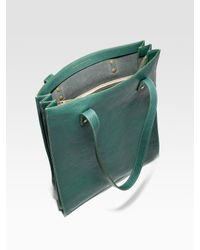 Marc By Marc Jacobs | Green Werdie Boy Shopper for Men | Lyst